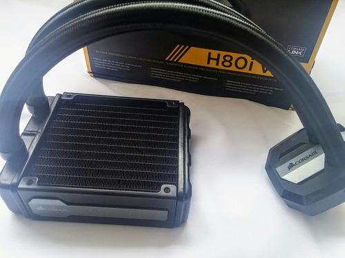 corsair h80i v2 water cooler hydro series pc gamer