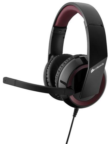 corsair hs40 diadema gamer + microfono 7.1 usb en oferta!