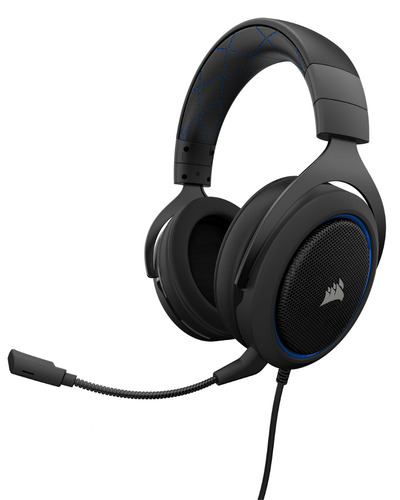 corsair hs50 headset gaming ca-9011172-na (pc, xbox one, ps4