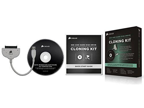 corsair kit de clonación para ssd y disco duro
