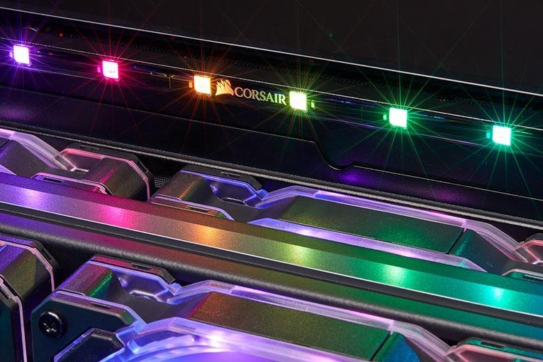 newest d96e0 db318 Corsair Ll120 Pack De 3 + Corsair Lighting Node + Led Strips