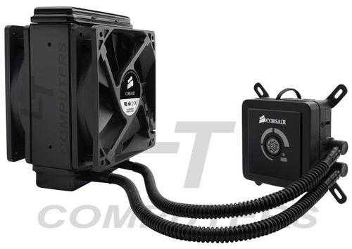 corsair refrigeración liquida para procesador - hydro h80