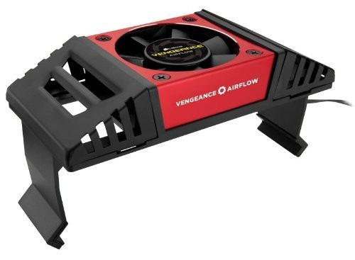 corsair vengeance airflow refrigeración para memoria