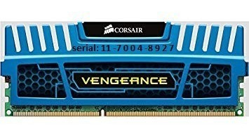 corsair vengeance blue 8 gb (2x4 gb) ddr3, vendo o permuto
