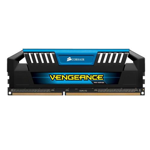 corsair vengeance pro series blue 16gb (2x8gb) ddr3 1600 mhz