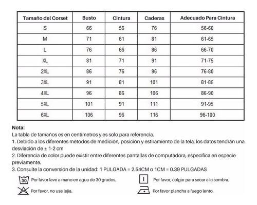 corsé y faja colombiana de latex formador de cintura 2 en 1