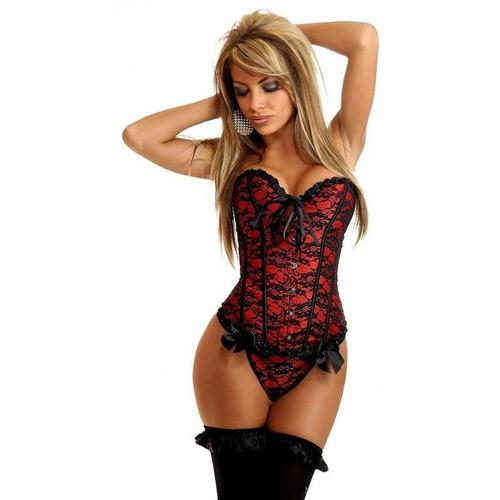 corselet espartilho corset modelador afinar cintura corpete