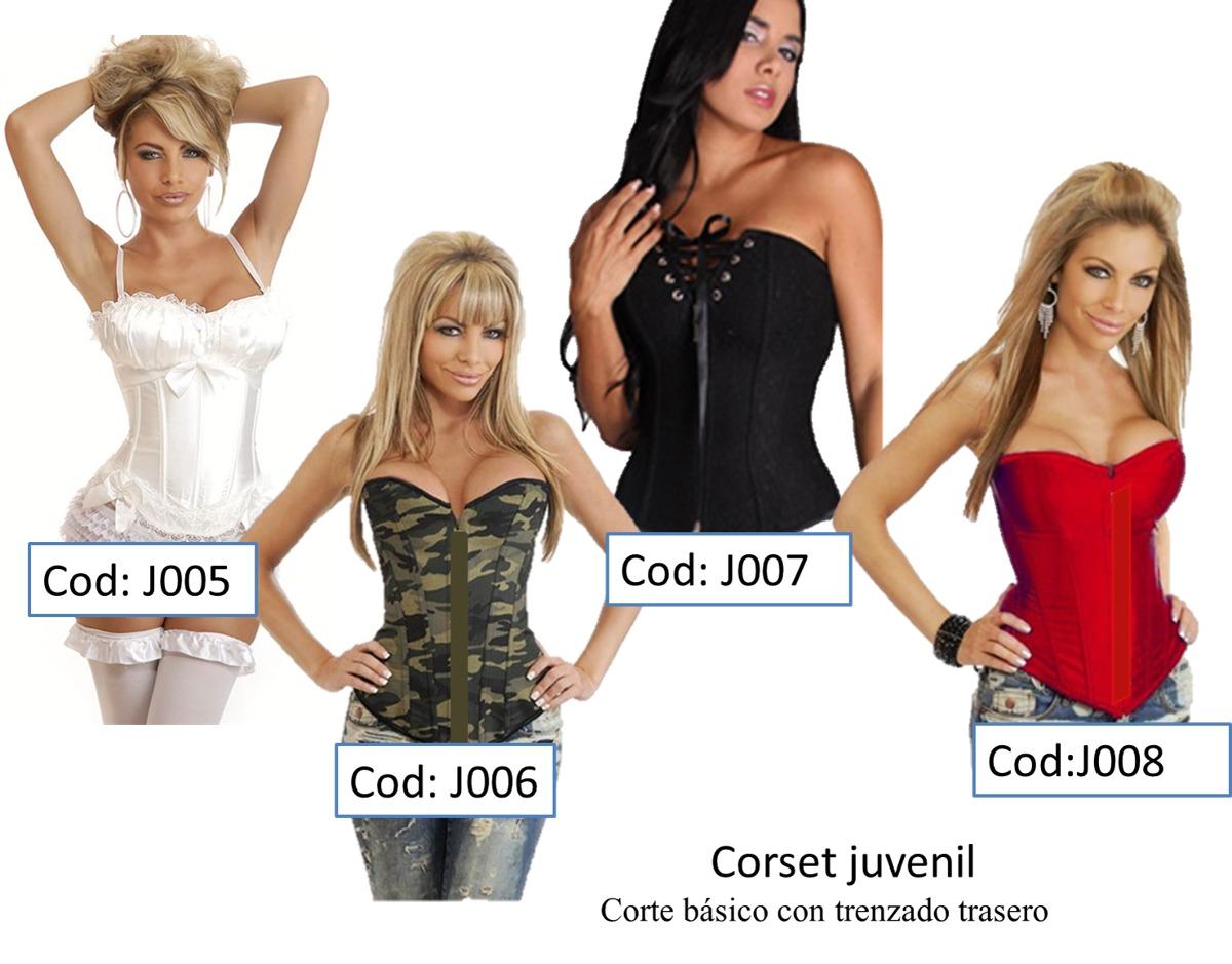 7148d3b4d570 Fotos de corset elegantes 64