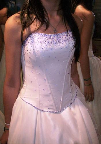 corset bordados para 15 años , novias y noche