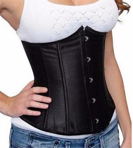 corset corselet espartilho luxo lindo reduz medidas barato!
