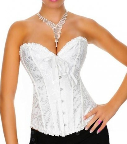 corset elegante novia sexclimax
