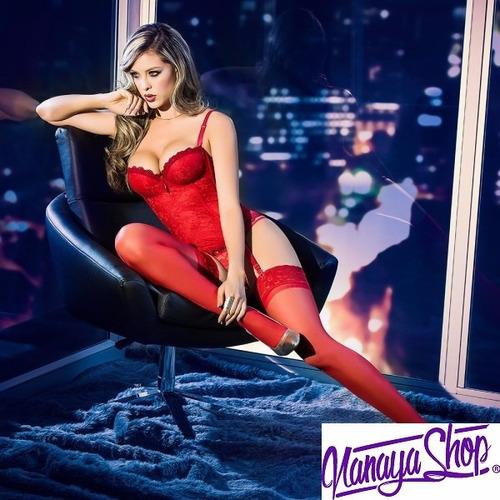 corset+hilo+liguero sensual lenceria mujer envio gratis