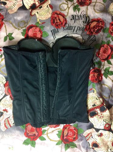 corset lantejoula