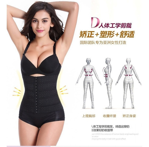 corset para mujer, reductor cintura