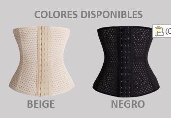corset reductor faja cinturilla colombiana lenceria