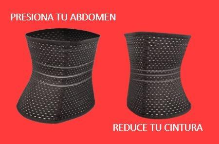 corset reductor faja cinturilla colombiana lenceria mujer