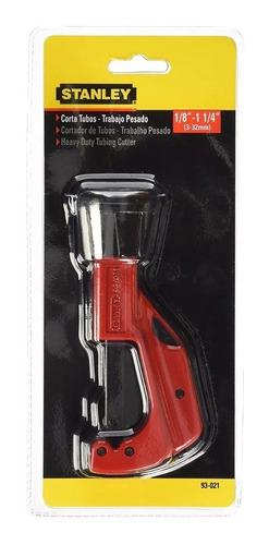 corta caño sigas y cobre 3 a 32mm profesional stanley 93-021