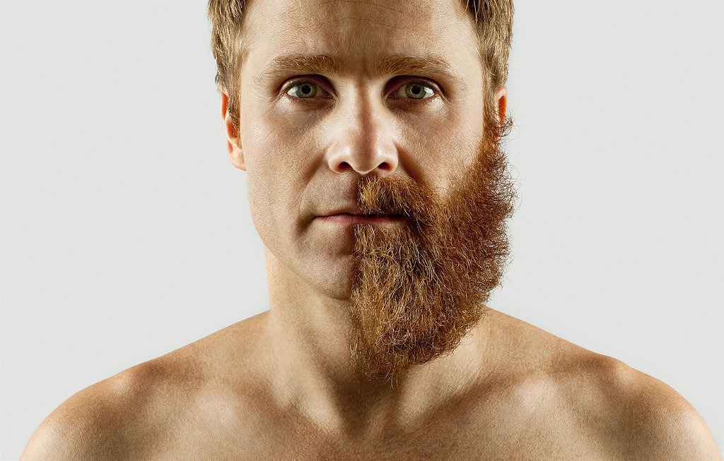 corta pelo afeitadora barba y patillas a pilas inalambrica. Cargando zoom. 9e4e15af91ac