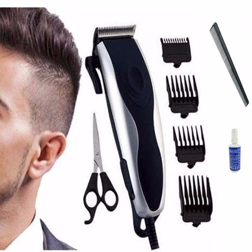 corta pelo cabello maquina + navaja de a afeitar