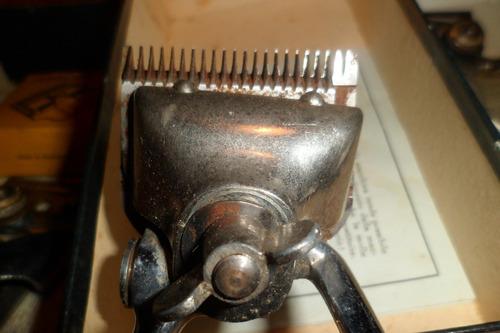 corta pelo, ideal para coleccionistas.