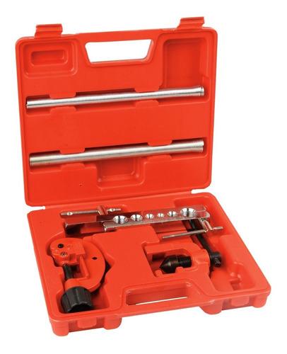 corta tubo dobla tubo y rebordeador, kit de herramientas