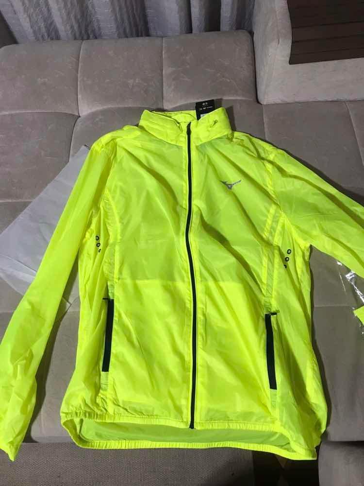 corta vento mizuno original novo entrega imediata jaqueta. Carregando zoom. 148a4e9ee8c17