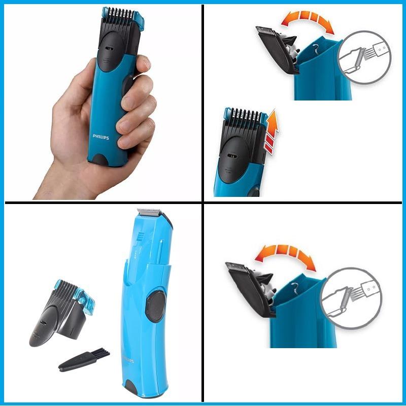 Cortabarba Afeitadora Philips Bt1000 Trimer A Pilas Envio ...