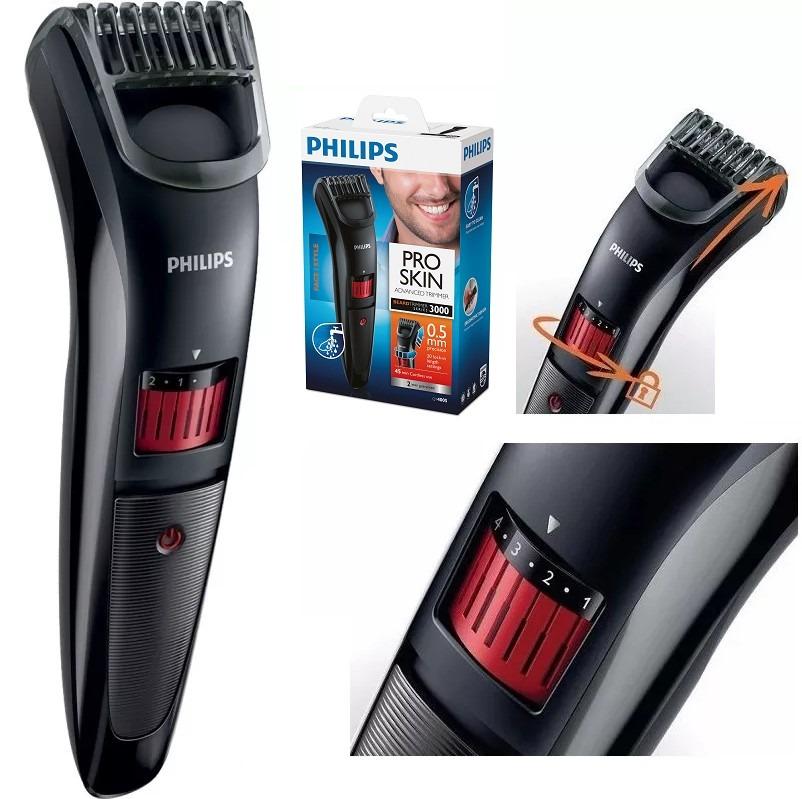 cortabarba afeitadora philips qt4005 recargable inoxidable. Cargando zoom. 2d28e10a2483