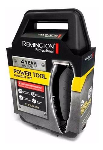 cortacabello remington hc5850 indestructible doble potencia