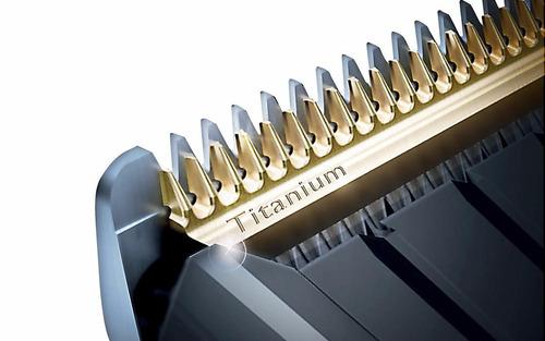 cortacabello y barba philips cuchillas de ttitanio hc5450/15