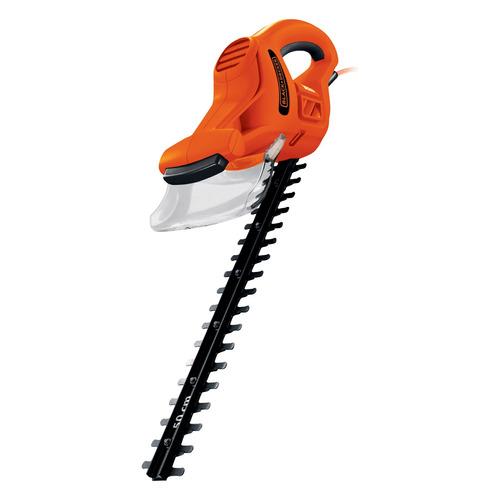 cortacerco 420w black decker ht500 black + decker ht500-ar