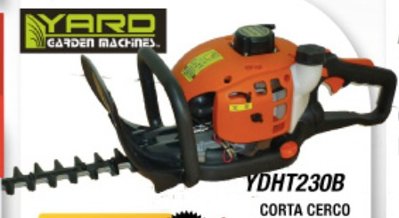 cortacerco a explosion naftero 23 cc yard - agro bell
