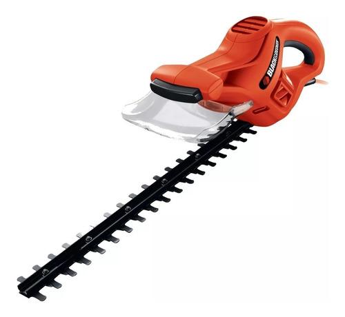 cortacerco electrico black decker cuchilla 41 cm 400w ht420