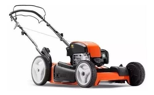 cortacesped cortadora husqvarna lb155s autopropulsada 6 hp
