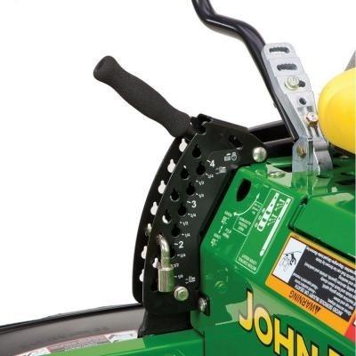 cortacesped john deere radio de giro cero eztrak z355e