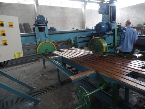 cortadeira de granito - corte de 0 até 90 graus e encabeça