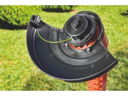 cortador aparador de grama elétrico 1000w ap1000t tramontina
