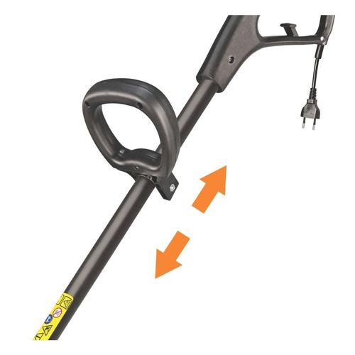 cortador aparador de gramas tramontina 1000w fio nylon 220v