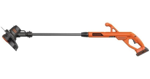 cortador aparador grama 20v bivolt lst201 black+decker