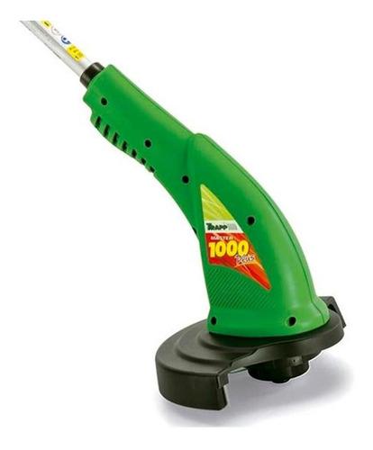 cortador aparador grama elétrico master 1000 1000w trapp