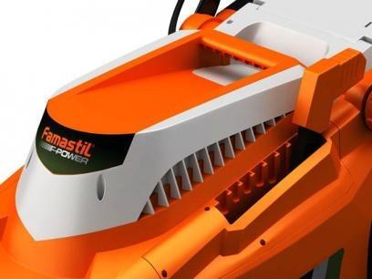 cortador cortadora grama 1300w famastil podador grama