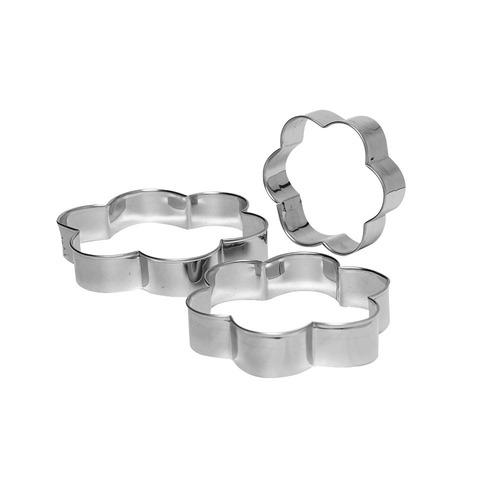 cortador de aluminio flor 3 piezas supplies