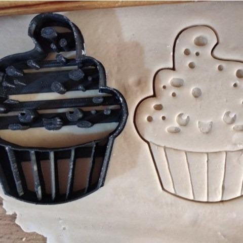 cortador de biscoito biscuí massa cupcake bolinho