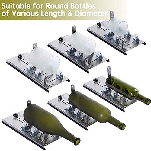 cortador de botellas de vidrio