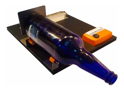 cortador de botellas + resistencia de rep