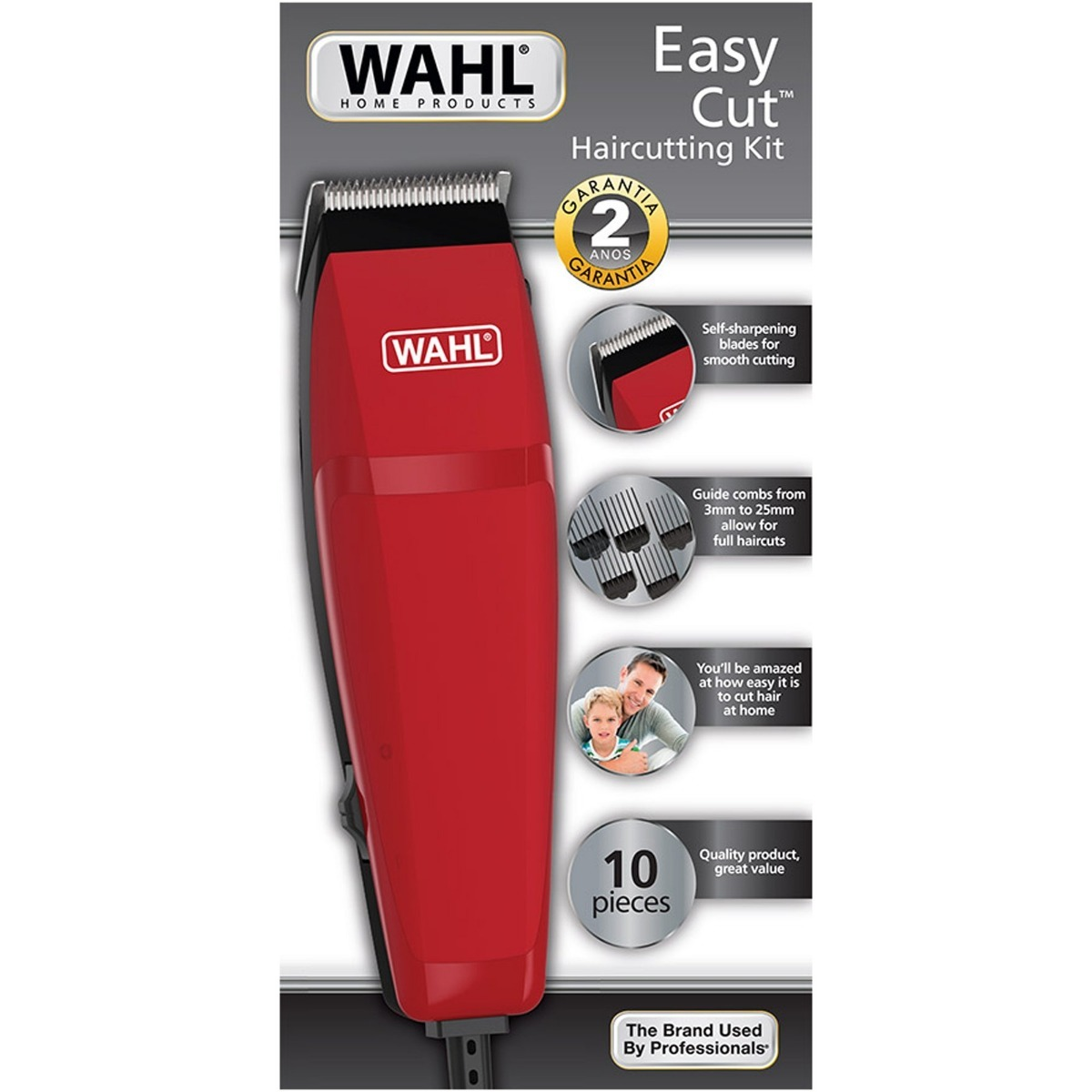 d3dbbf088 cortador de cabelo wahl vr + maquina acabamento aparador. Carregando zoom.