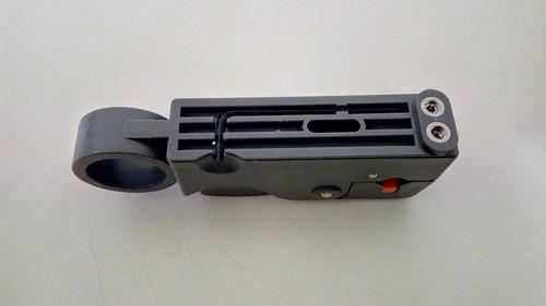 cortador de cabo coaxial para colocação conector