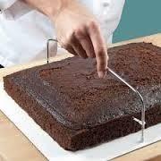 cortador de camadas nivelador de bolos  ajustável