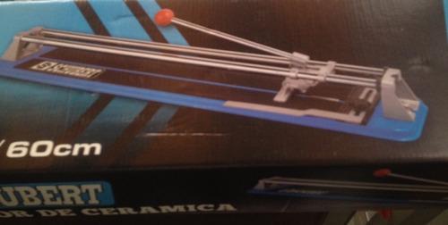 cortador de cerámicos de 60 cm schubert oferta