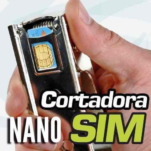 cortador de chips  para  todo tipo de celulares